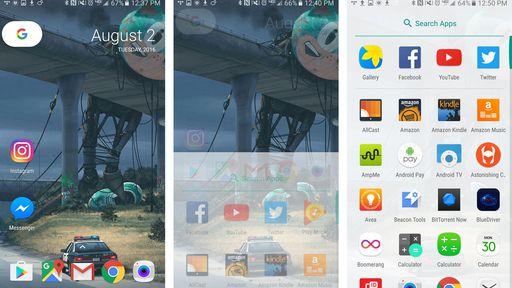 Launcher que transforma aparelhos Android em Google Nexus cai na rede