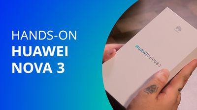 Huawei nova 3 [Hands-on]