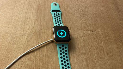 Como ver o horário que o Apple Watch foi carregado pela última vez