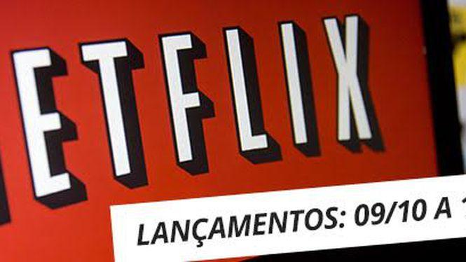 Netflix: confira os lançamentos da semana (09/10 a 15/10)