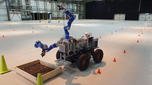 Robô controlado remotamente será testado na Estação Espacial Internacional