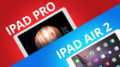iPad Pro VS iPad Air 1 VS iPad Air 2 [Comparativo]