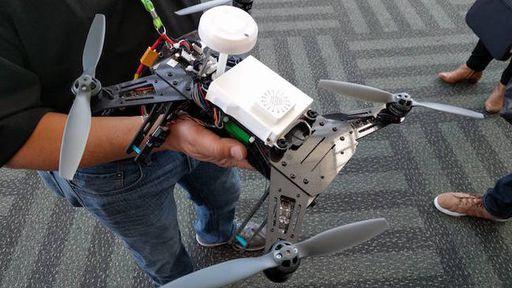 """Intel apresenta kit de drone """"faça você mesmo"""""""
