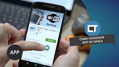 Como descobrir as senhas das redes WiFi do seu vizinho ou do restaurante de form
