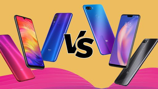 COMPARATIVO   Redmi Note 7 vs Xiaomi Mi 8 Lite: qual o melhor e onde comprar?
