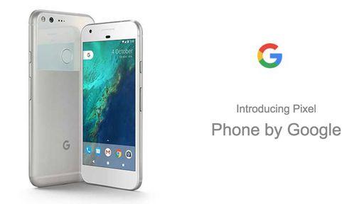 Um dia antes do anúncio, Google Pixel e Pixel XL aparecem em fotos vazadas