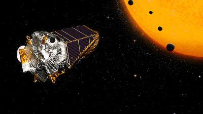 Descoberto sistema estelar com três planetas do tamanho da Terra