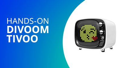 Divoom Tivoo [Hands-on]