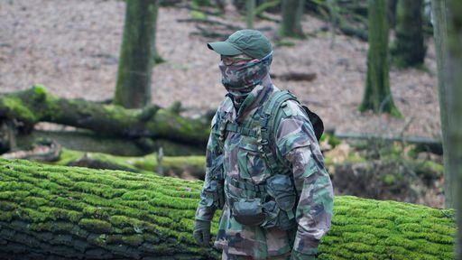 Coreia do Sul inventa pele artificial para deixar soldados invisíveis