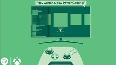 Spotify ganha suporte a comandos de voz no Xbox One