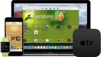 Apple lança terceira versão beta do iOS 10.3, tvOS 10.2 e watchOS 3.2