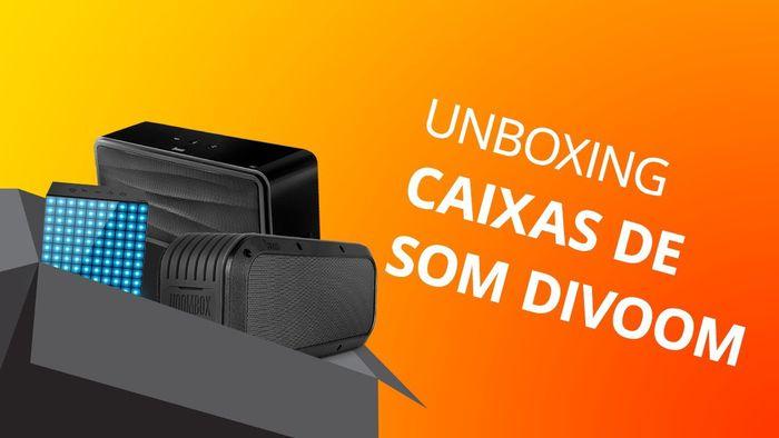 Unboxing E Primeiras Impressões Do Xiaomi Redmi Note 4: Caixas De Som Divoom [Unboxing E Primeiras Impressões