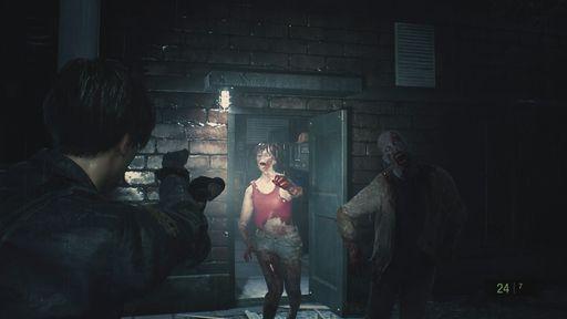 Mod de Resident Evil 2 permite visão em primeira pessoa
