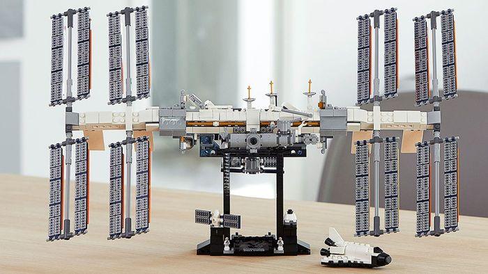 QUERO! LEGO anuncia conjunto da Estação Espacial Internacional com 864 peças