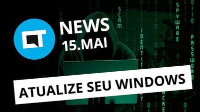 Update de segurança urgente para Windows; Vaza linha Motorola 2017 e + [CT News]