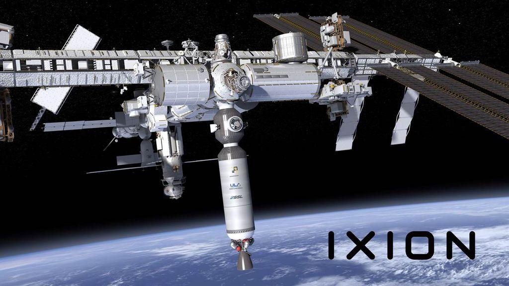 habitação espacial NASA