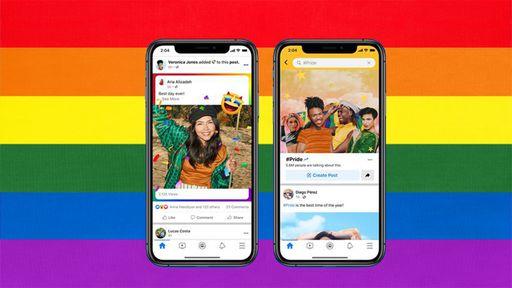 Facebook e Instagram lançam ferramentas para celebrar mês do Orgulho LGBTIQ+