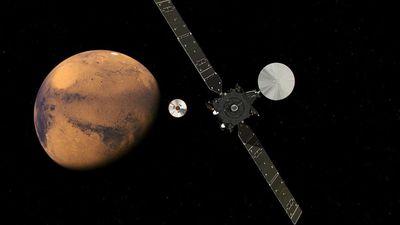 Agência Espacial Europeia perde contato com sonda enviada a Marte