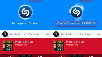 Aprenda a usar o Shazam em segundo plano para identificar músicas [Android]