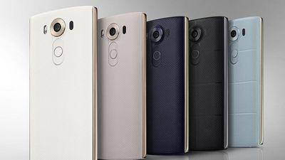 LG V10, o smartphone de duas telas, começa a ser vendido mundialmente