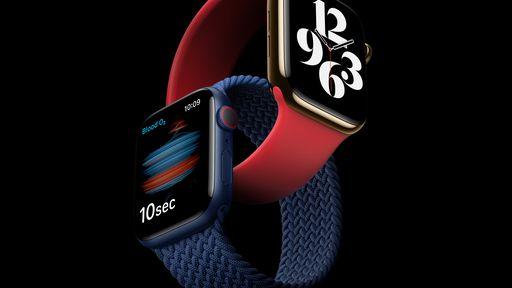 """Apple passa a vender Apple Watch 6 e SE """"usados"""" em site oficial"""