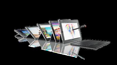 Lenovo está trabalhando em laptop 2-em-1 concorrente do Surface Pro 4
