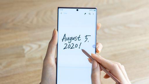 Galaxy Note 20 e Note 20 Ultra recebem pacote de segurança de março de 2021