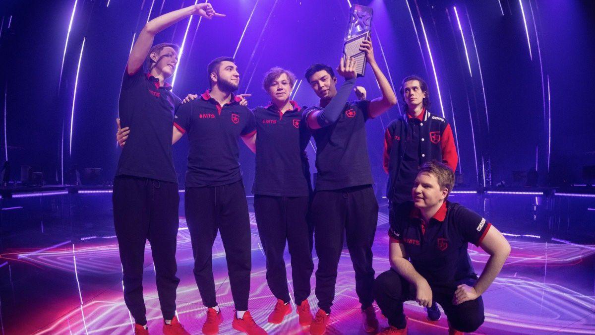 Master Berlin | Gambit é a grande campeã da competição