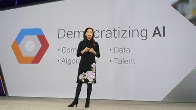 Diretora-chefe de IA do Google Cloud, Li Fei-Fei, deixa o cargo