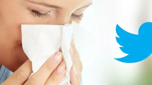 Twitter ajuda a prever quando as pessoas ficarão doentes