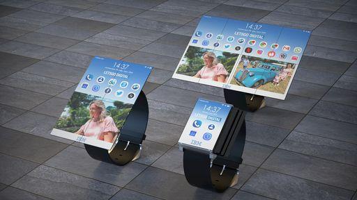 IBM registra patente de smartwatch que se desdobra até o tamanho de um tablet