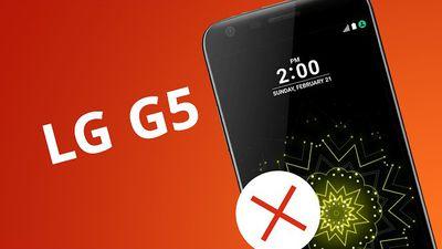 LG G5: 5 motivos para NÃO COMPRAR [5 Motivos]