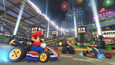Nintendo anuncia versão de Mario Kart para smartphones