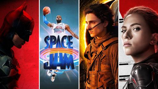 Os filmes mais esperados para 2021