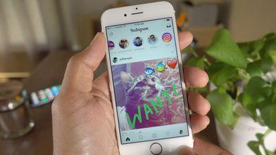 Instagram volta a permitir GIFs nos Stories e anuncia moderação reforçada