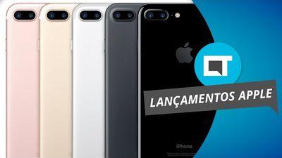 iPhone 7, 7 Plus e Apple Watch 2: confira as novidades dos lançamentos da Apple