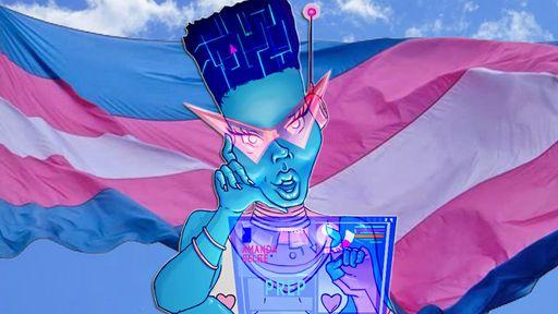 Robô trans é criada para falar com jovens sobre sexo, gênero e prevenção ao HIV