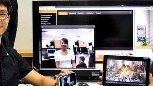No futuro, programas de TV serão exibidos em várias telas simultaneamente