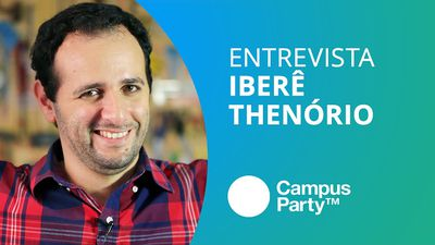 Dicas de Iberê Thenório para criar um canal no YouTube #cpbr10