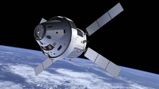 NASA testará sistema de aborto de lançamento da nave Orion na próxima terça (2)