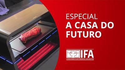 Casa do futuro da Panasonic dá show de tecnologia e interação [Especial   IFA 20