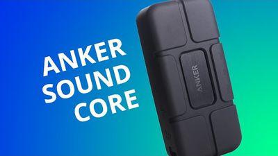 Anker Soundcore, uma alto-falante bluetooth + powerbank super resistente [Anális