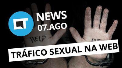 Mulher sequestrada é ofertada em leilão online; Veja o Galaxy Note 8 e+[CT News]
