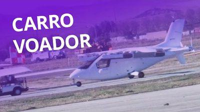 Carro voador do cofundador do Google [CT Inovação]