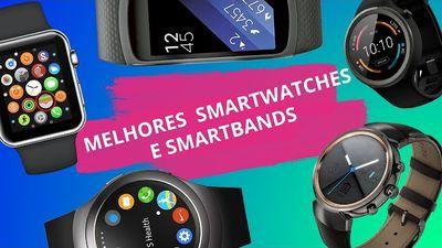 Melhores smartwatches e smartbands de 2016
