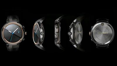ASUS apresenta ZenWatch 3 com novo processador e design luxuoso