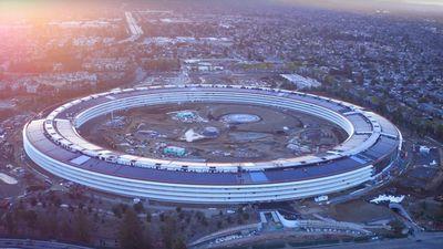 """Novo campus da Apple gerou """"boom imobiliário"""" em Cupertino"""