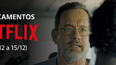 Netflix: confira os lançamentos da semana (09/12 a 15/12)