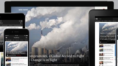 MSN News vira Microsoft News com aplicativo para iOS e Android