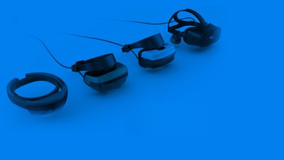 Microsoft anuncia headsets e PCs Windows Mixed Reality para o fim do ano